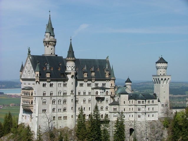 german castle
