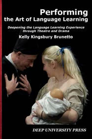 Brunetto publishes book on students' experiences in foreign language plays